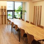 勉強会におすすめ。Wi-Fi無料。大阪の格安時間貸しレンタルスペースTRUNK